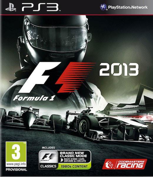 F1 2013 (Bazar/ PS3)