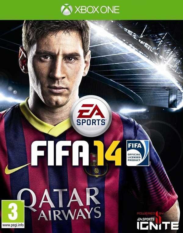 FIFA 14 (Bazar/ Xbox One)