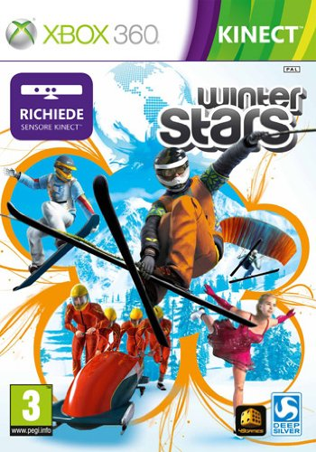 Winter Stars (Xbox 360- Kinect) Itl.