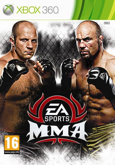 EA Sports MMA (Bazar/ Xbox 360)