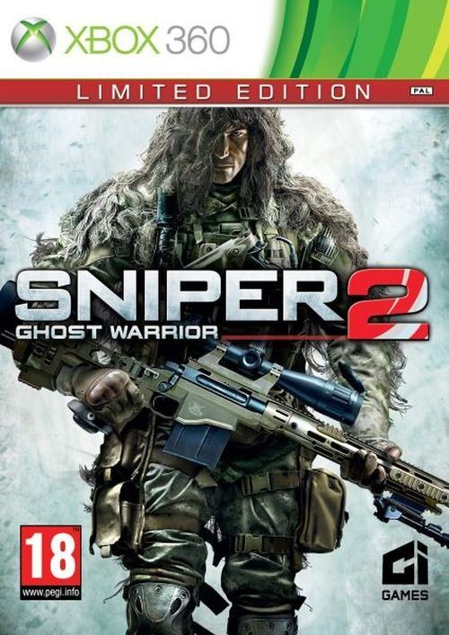 Sniper: Ghost Warrior 2 /Limit. Edice/ (Xbox 360)