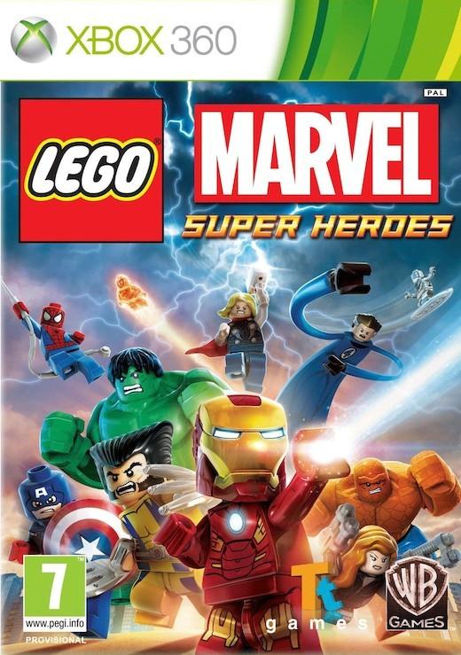 LEGO Marvel Super Heroes (Xbox 360) - CZ