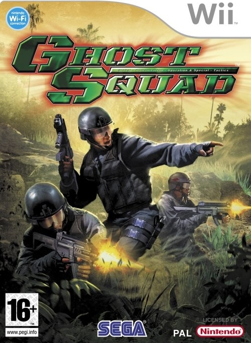 Ghost Squad (Bazar/ Wii)