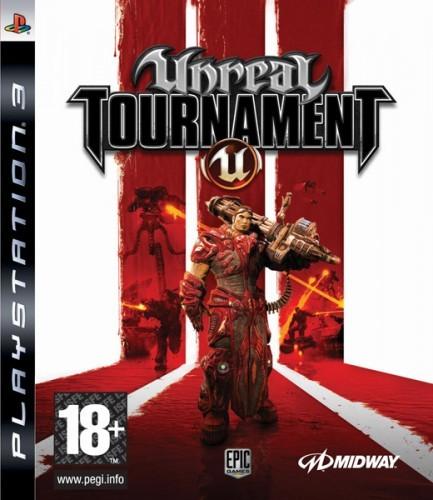 Unreal Tournament 3 (Bazar/ PS3)
