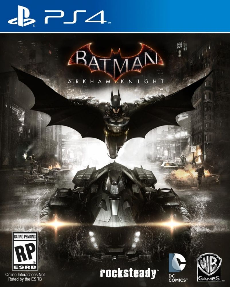 Batman: Arkham Knight (Bazar/ PS4)