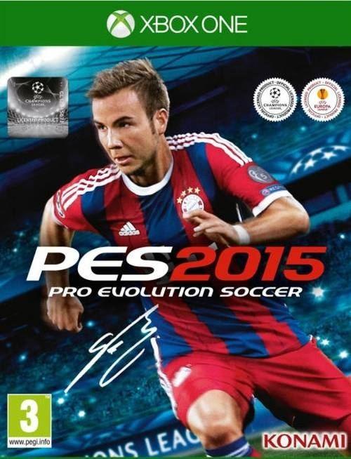 Pro Evolution Soccer 2015 /PES 2015/ (Bazar/ Xbox One)