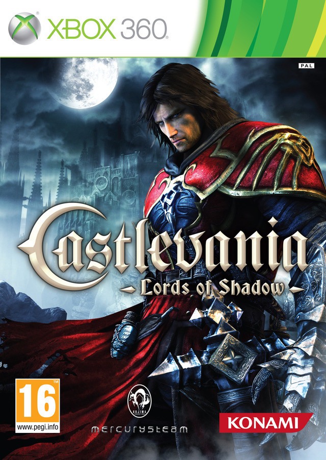Castlevania: Lords Of Shadow (Bazar/ Xbox 360)