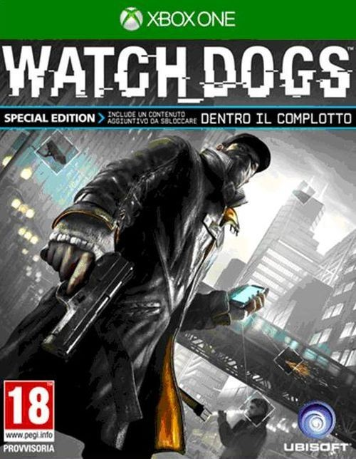 Watch Dogs /Special Edition/ (Bazar/ Xbox One)