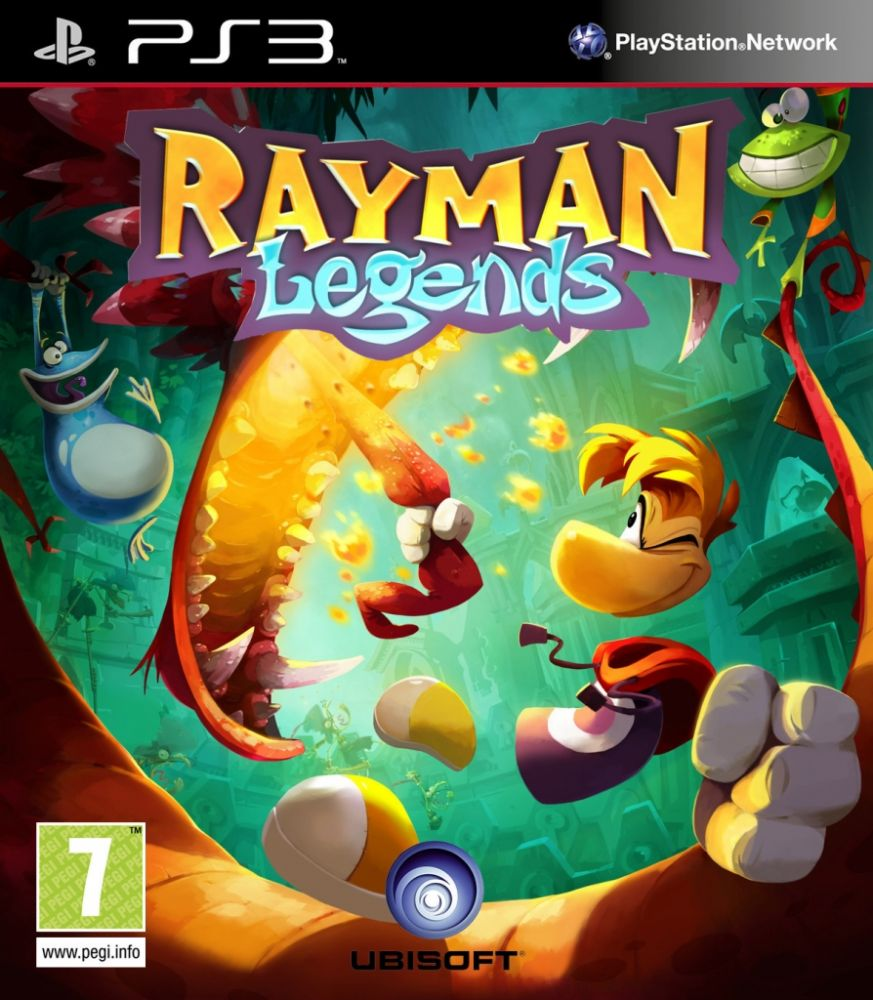 Rayman Legends (PS3) - Essentials ed.
