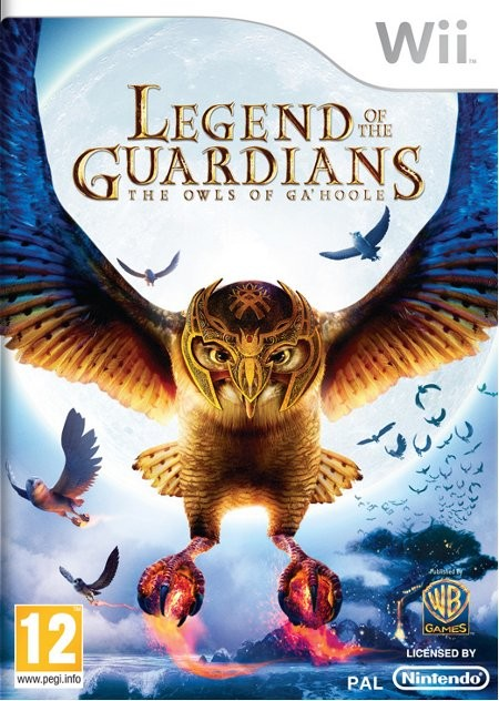 Legend of The Guardians: The Owls of GaHoole (Bazar/ Wii)