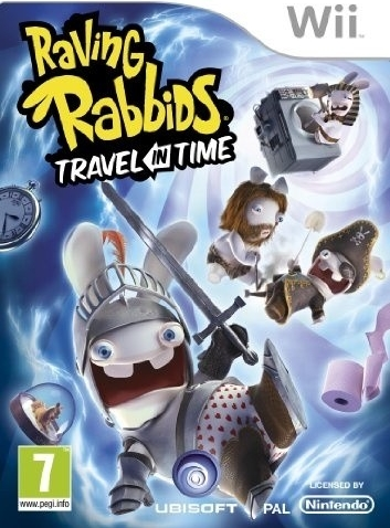 Raving Rabbids: Travel in Time (Bazar/ Wii)