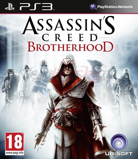 Assassins Creed Brotherhood (Bazar/ PS3) - DE