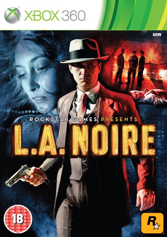L.A. Noire (Bazar/ Xbox 360) - DE
