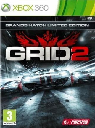GRID 2 /Limited Edition/ (Bazar/ Xbox 360)