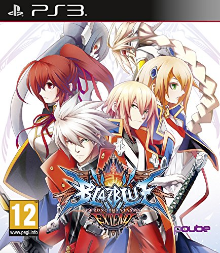 BlazBlue: ChronoPhantasma Extend (Bazar/ PS3)
