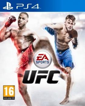 EA Sports UFC (Bazar/ PS4)