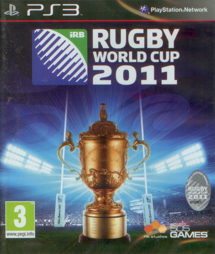 Rugby World Cup 2011 (Bazar/ PS3)