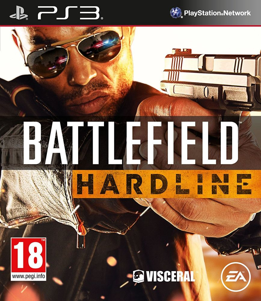 Battlefield: Hardline (Bazar/ PS3)