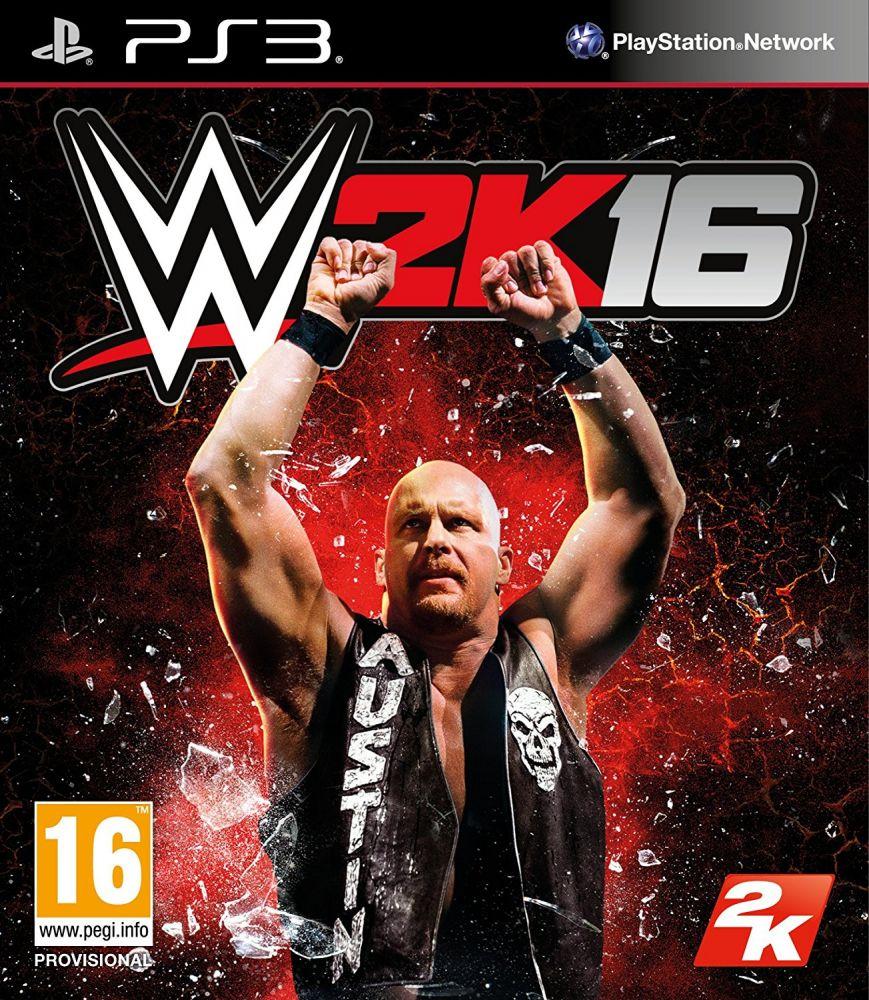 WWE 2K16 (Bazar/ PS3)