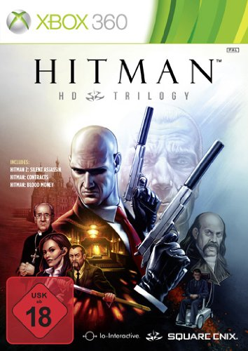 Hitman: HD Trilogy (Bazar/ Xbox 360)