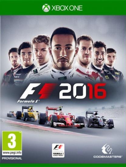 F1 2016 (Bazar/ Xbox One)