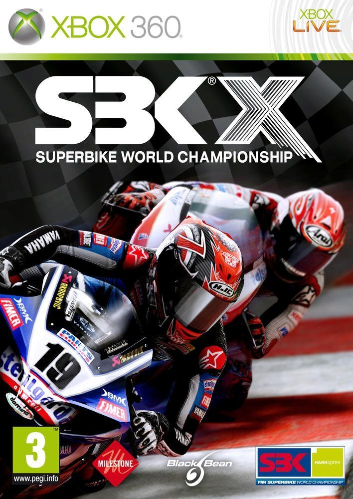 SBK X: SuperBike World Championship (Bazar/ Xbox 360)