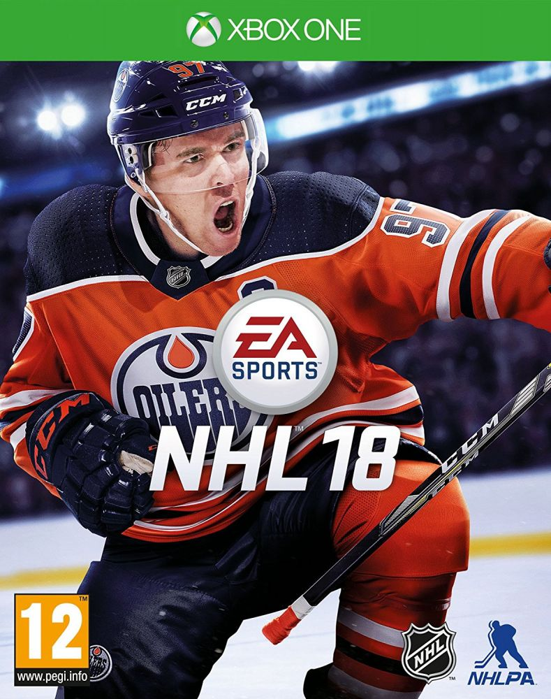 NHL 18 (Bazar/ Xbox One)