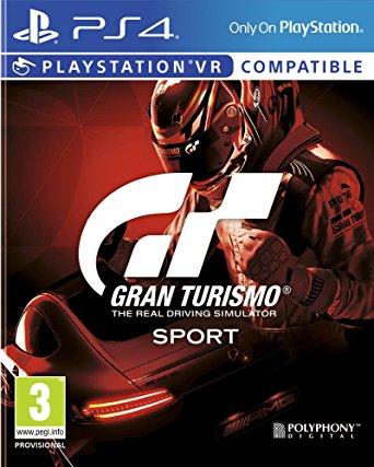 Gran Turismo Sport (PS4) - CZ