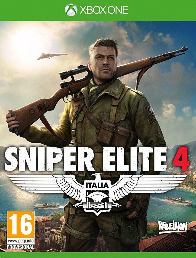 Sniper Elite 4 (Bazar/ Xbox One)