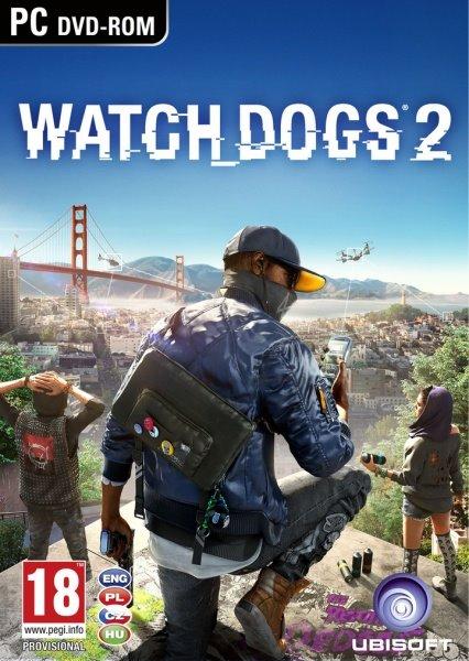 Watch Dogs 2 (PC) - CZ