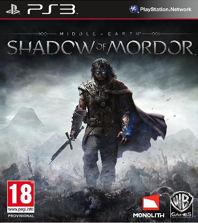 Middle-Earth: Shadow of Mordor (Bazar/ PS3)