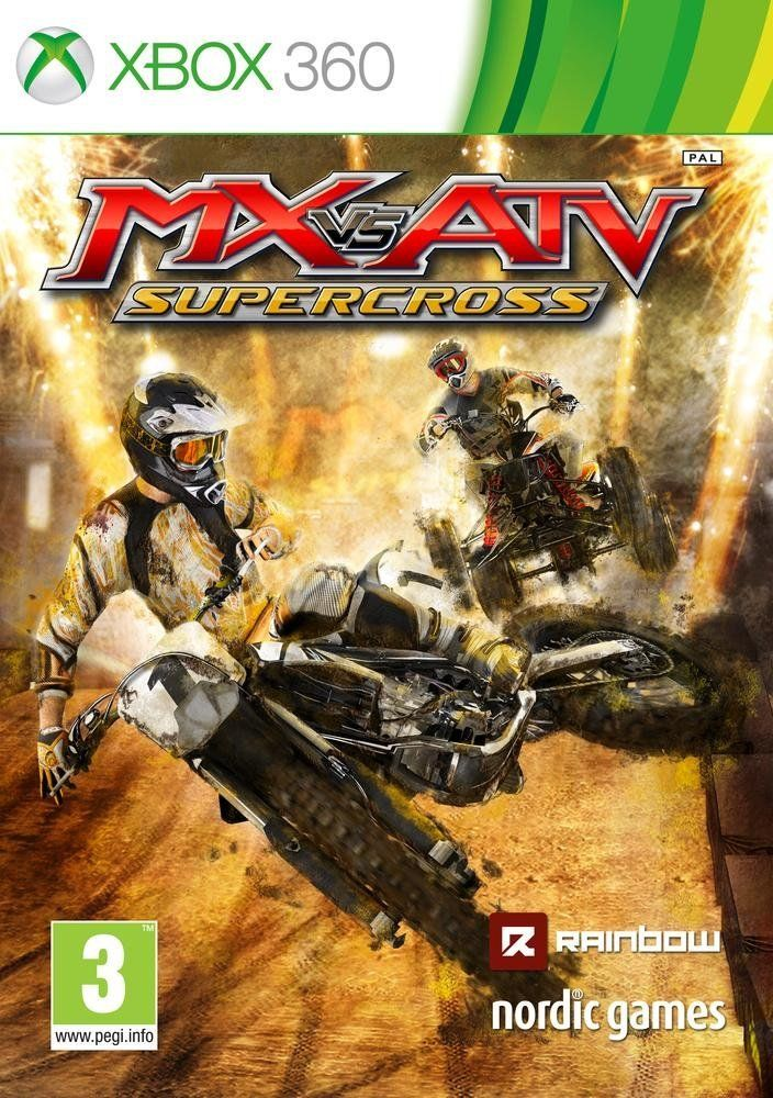 MX Vs ATV Supercross (Bazar/ Xbox 360)