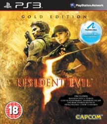 Resident Evil 5- Gold edition (PS3)