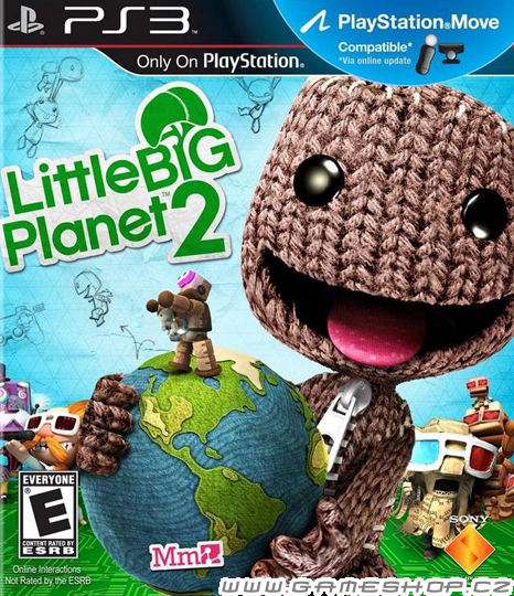 LittleBigPlanet 2 (PS3 - Move)