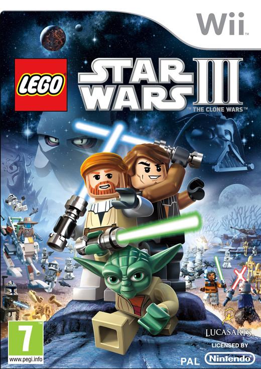 LEGO Star Wars: The Clone Wars (Wii) - DE