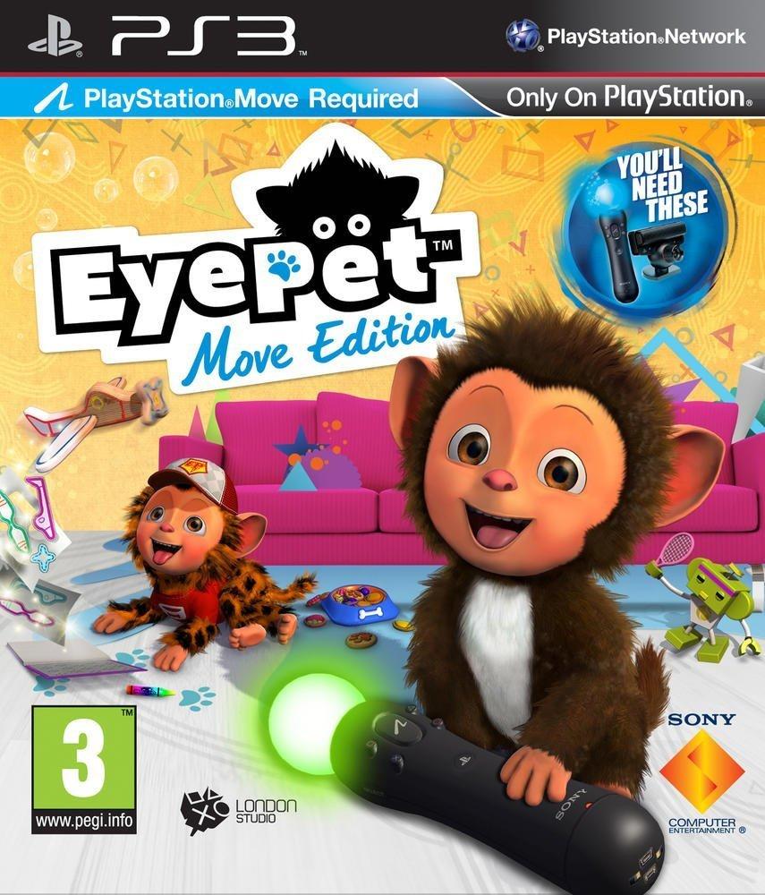 EyePet Move Edition (Bazar/ PS3 - Move)