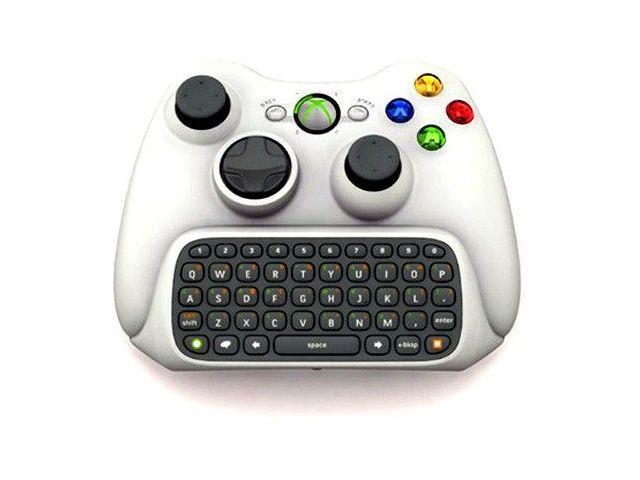 XBOX 360 Chatpad: klávesnice pro gamepad (Bazar/ Xbox 360)