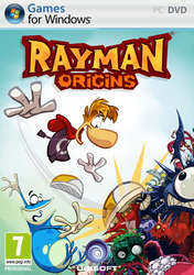 Rayman Origins CZ (PC)