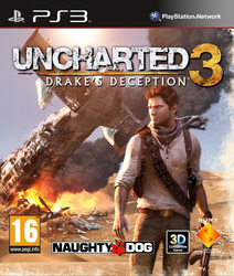 Uncharted 3: Drakes Deception (Bazar/ PS3)