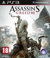 Assassins Creed 3 CZ (PS3)