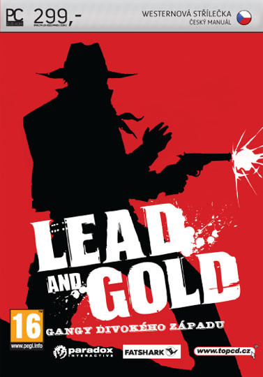 Lead and Gold CZ (PC) - Výprodej