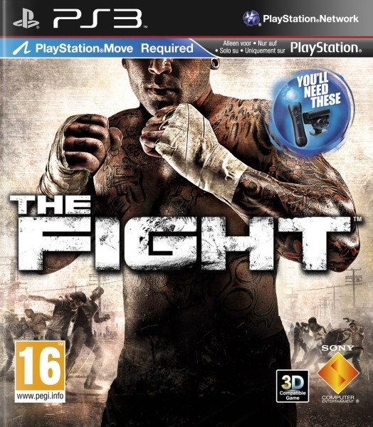 The Fight (PS3 - Move)