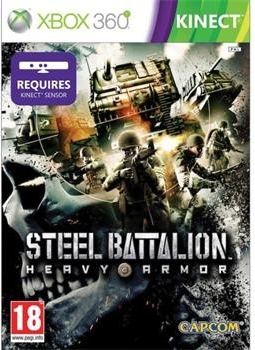 Steel Battalion: Heavy Armor (Bazar/ Xbox 360 - Kinect)