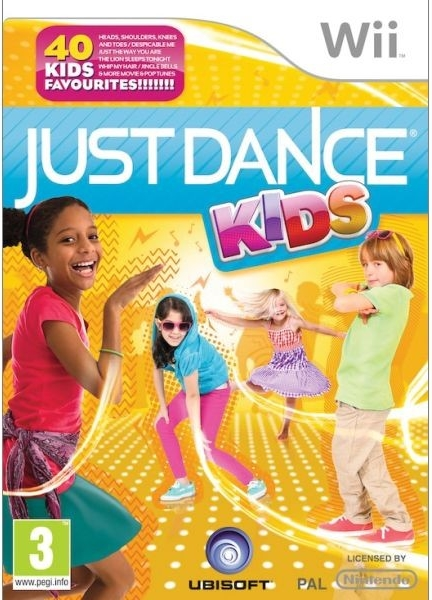 Just Dance Kids (Bazar/ Wii)