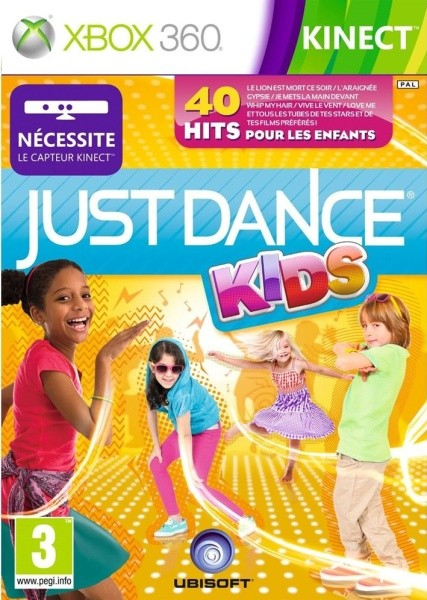 Just Dance Kids (Bazar/ Xbox 360 - Kinect)