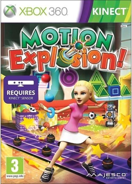 Motion Explosion (Bazar/ Xbox 360 - Kinect)