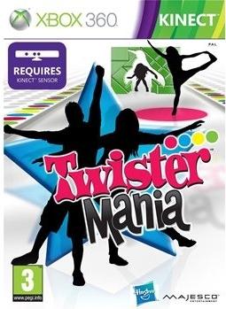 Twister Mania (Bazar/ Xbox 360 - Kinect)