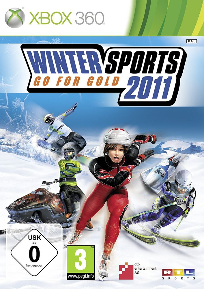 Winter Sports 2011 (Bazar/ Xbox 360)