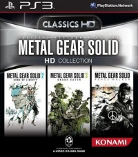 Metal Gear Solid HD Collection (Bazar/ PS3)