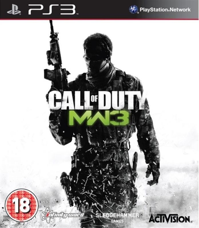 Call of Duty: Modern Warfare 3 (Bazar/ PS3)